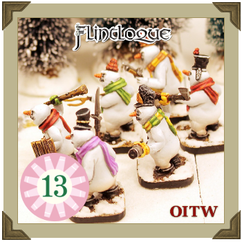 snowmen advent 13